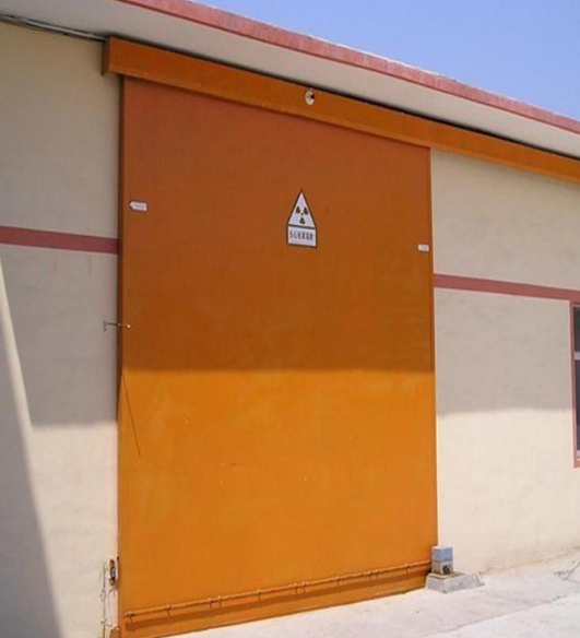 建阳工业探伤铅门
